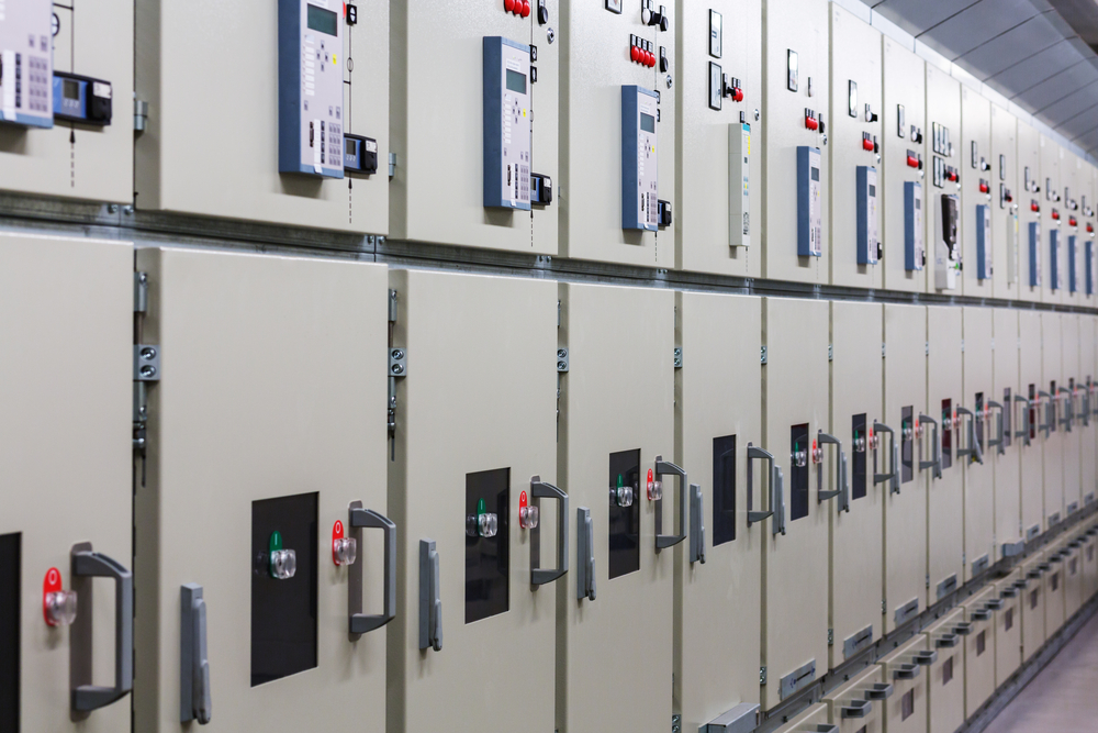 Testing and commissioning panel Panel for protection, control and measurement (PC&M)